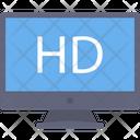 Hd Monitor Icon