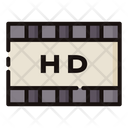 Hd movie Icon