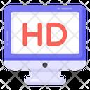 Screen Monitor Tv Icon