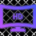 Hd Screen Icon