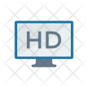 Hd screen Icon