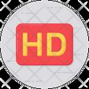 Hd Symbol Icon
