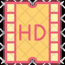 Hd Display High Icon