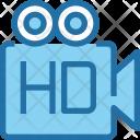 Hd Camera Video Icon