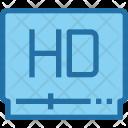 Hd video Icon