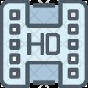 Hd Video Movie Icon