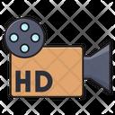 Camera Movie Film Icon