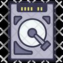 Hdd Disk Storage Icon