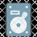 Hdd Harddisk Memory Icon
