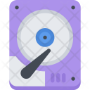 Hdd Data Computer Icon