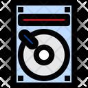 Hdd Drive Hardrive Harddisk Icon