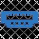 Hdmi Port Connector Icon