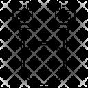 Hdmi Wire Computer Icon