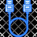 Hdmi Wire Cable Icon