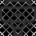 Hdmi Hdmi Cable Connector Icon