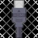 Hdmi Cable Video Cable Video Wire Icon