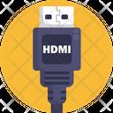 Hdmi Cable Computer Icon