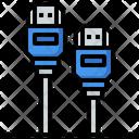 Hdmi Cable Hdmi Hdmi Port Icon