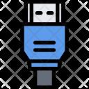 Hdmi Computer Data Icon