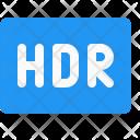 Hdr Photos High Icon