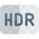 Hdr Hdr Mode Mountain Icon