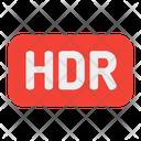 Hdr High Mountain Icon