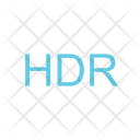 Hdr On Icon