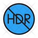 Hdr Definition Off Icon