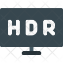 Hdr Tv Icon