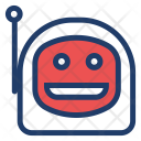 Head Technology Science Icon