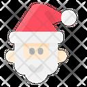 Christmas Santa Claus Icon
