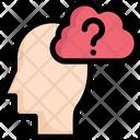 Question Idea Design Icon