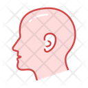 Head Face Human Icon