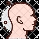 Head Human Head Face Icon