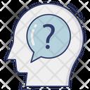 Head Brain Idea Icon