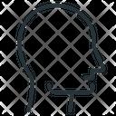 Head Face Person Icon