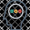 Head Human Mind Icon