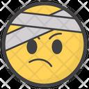 Head Bandage Emoji Icon
