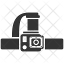 Head Camera Camera Explorer Icon