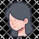 Head female Icon