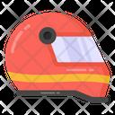 Head Helmet Icon