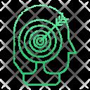 Headhunter Goal Target Icon