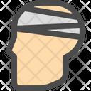 Head injury Icon