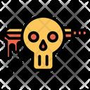 Head Knife Icon