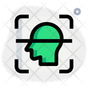 Head Scanning Icon
