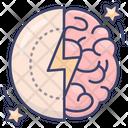 Disease Sick Migraine Icon