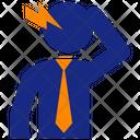 Headache Head Business Icon