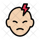 Headache Pain Patient Icon