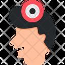 Headache Pain Man Icon