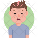 Headache Head Pain Icon